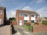 semi detached house in Laburnum Drive, Grimsby
