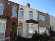Terraced property in Lincoln Boulevard...