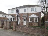 semi detached home in Taylors Court...