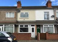 Terraced house in St Heliers Road...