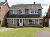 Detached home in Hawkhill Close, OLLERTON...