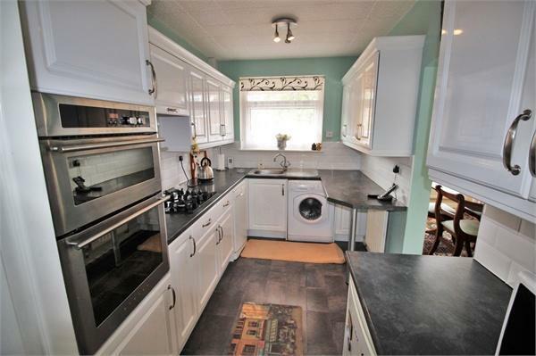 High gloss Kitchen