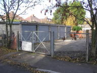Garage in Heyford Avenue, London...