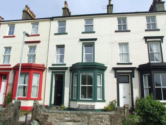 5 bedroom terraced house for sale in 4 marine terrace for 5 marine terrace