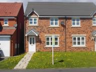 Ladyburn Way semi detached house to rent