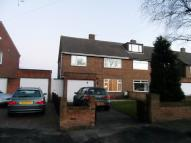 3 bed semi detached property in Black Close, Ashington...