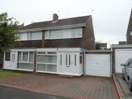 3 bedroom semi detached house in Barnston, Ashington, NE63
