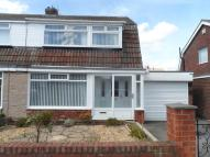 semi detached house in Falstone Crescent, , NE63