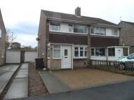 semi detached house in Barnston, North Seaton...