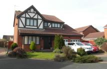 Detached house for sale in Gloster Park, Amble...