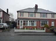 semi detached property in Chester Road...