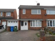 semi detached property in Astley Grove...