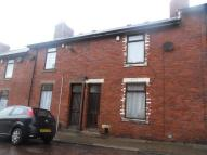 Terraced property in Worsdell Street...