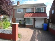semi detached home for sale in Eider Close, South Beach...