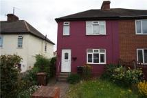 3 bedroom semi detached home to rent in Cedar Road, Rochester...