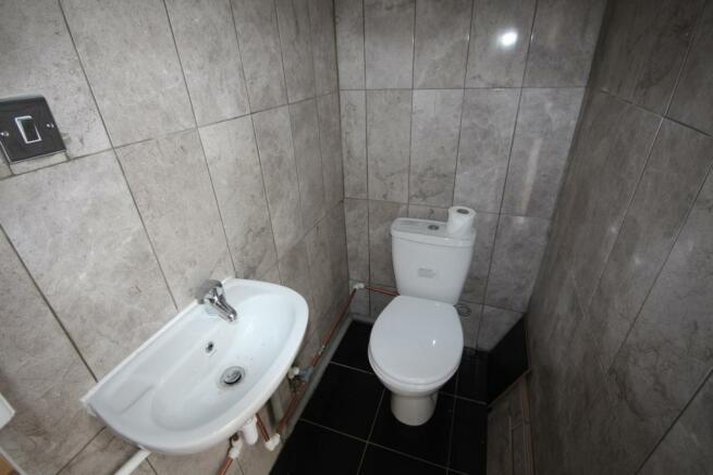 Outside Toilet
