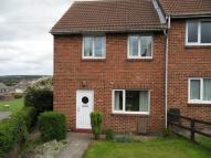 semi detached house in Moorland Crescent...