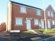 Terraced home to rent in Viscount Close, Stanley...