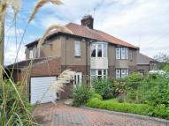 3 bed semi detached home in Queens Road, consett, DH8