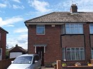 semi detached home to rent in Alston Terrace, Consett...