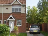 2 bed semi detached home in Langton Drive...