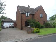 Detached home in The Paddock, Cramlington...