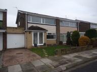 3 bedroom semi detached property in Mirlaw Road, Cramlington...