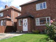 2 bed semi detached property in Clousden Drive...