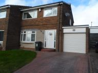semi detached house to rent in Sedgemoor, Killingworth...