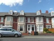 Terraced house in Church Road, Gosforth...