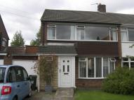 3 bed semi detached house in Widdrington Gardens...
