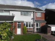 3 bedroom semi detached home in Launceston Close...