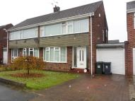 semi detached property in Halton Drive, Wideopen...