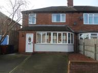 3 bed semi detached home in Westbourne Avenue...