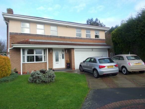 4 Bedroom Detached House For Sale In Windsor Park Wallsend NE28