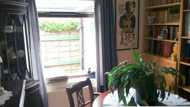 Dining room brighten