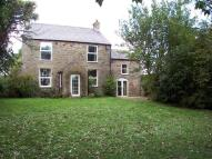 4 bed Detached home in Shield Hill, Haltwhistle...