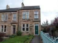 Terraced property in Crescent Avenue, Hexham...