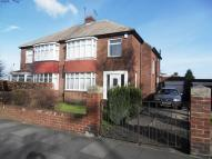 3 bed semi detached home in York Avenue, Jarrow, NE32