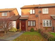 Terraced property for sale in Glanton Close, Wardley...