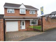 semi detached home in Hardwick Court...