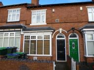2 bed Terraced house in Harborne Road, Oldbury...