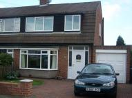 3 bed semi detached property for sale in Lindisfarne Close...