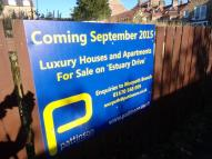3 bed Apartment for sale in Estuary Drive, Alnmouth...
