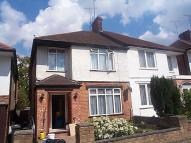 3 bedroom semi detached property in Nethercourt Avenue...