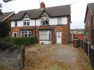 semi detached home in Burringham Road...