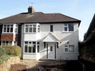 4 bed semi detached property in Nottingham Road, Nuthall...