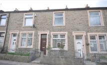 Terraced house in Primrose Street...