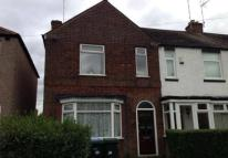 3 bed Terraced house in Villa Road, Radford, CV6