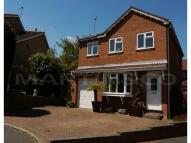 4 bedroom Detached home in Selworthy Close, Oakwood...